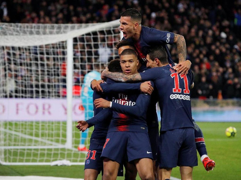 Bukan Neymar, Bintang Terbesar PSG adalah Mbappe