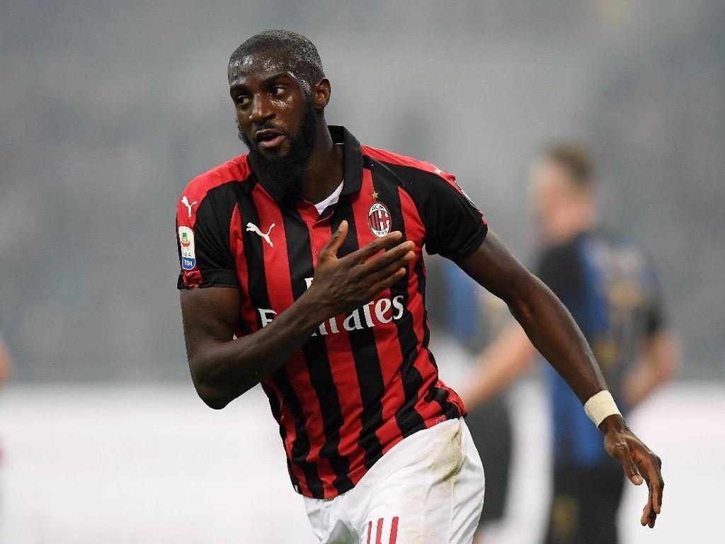 Enggan Bertahan di Milan, Bakayoko Balik ke Chelsea