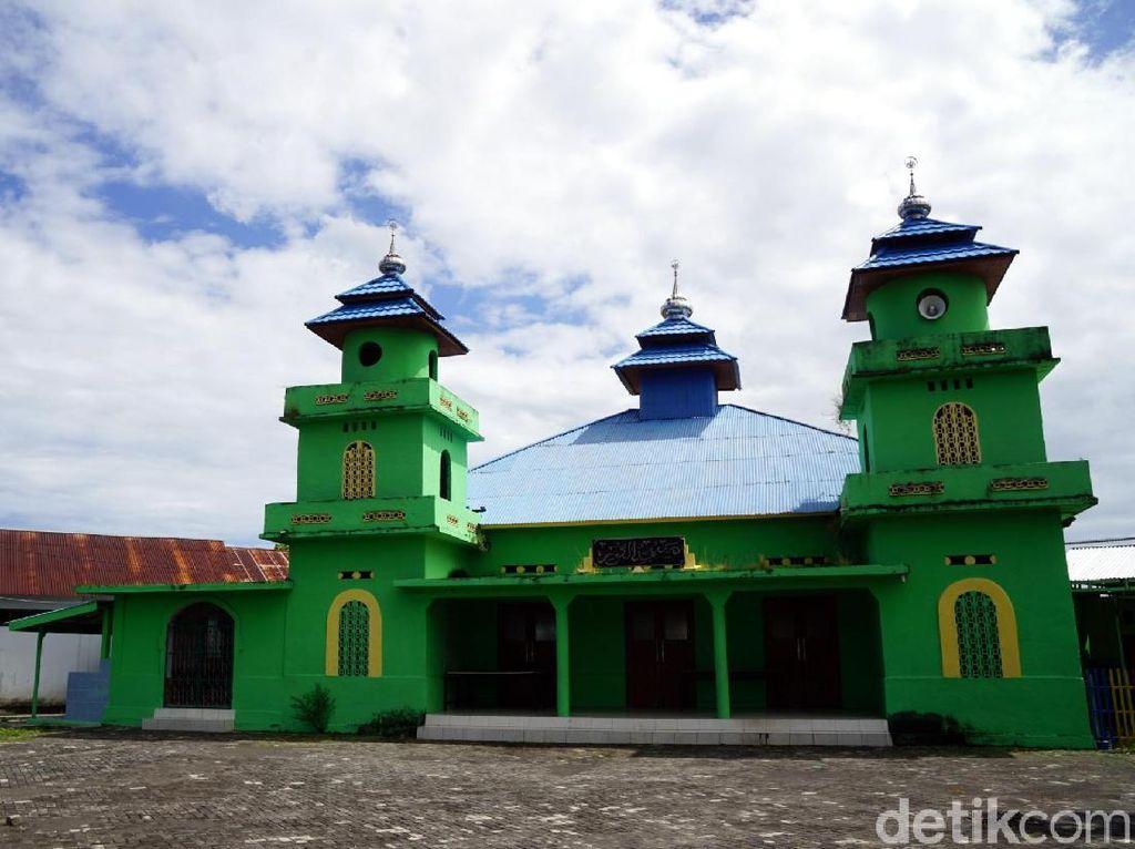 Masjid Tertua di Bitung, Ada Sejak Indonesia Belum Merdeka