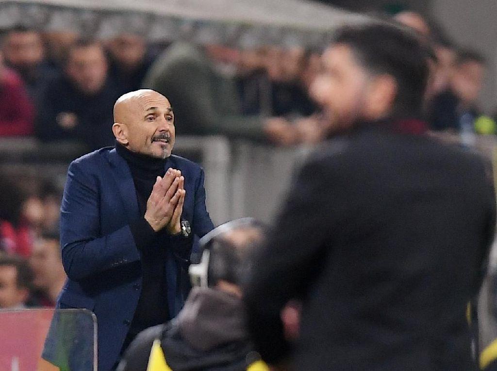 Inter Sudah Bertranformasi Saat Lawan Milan