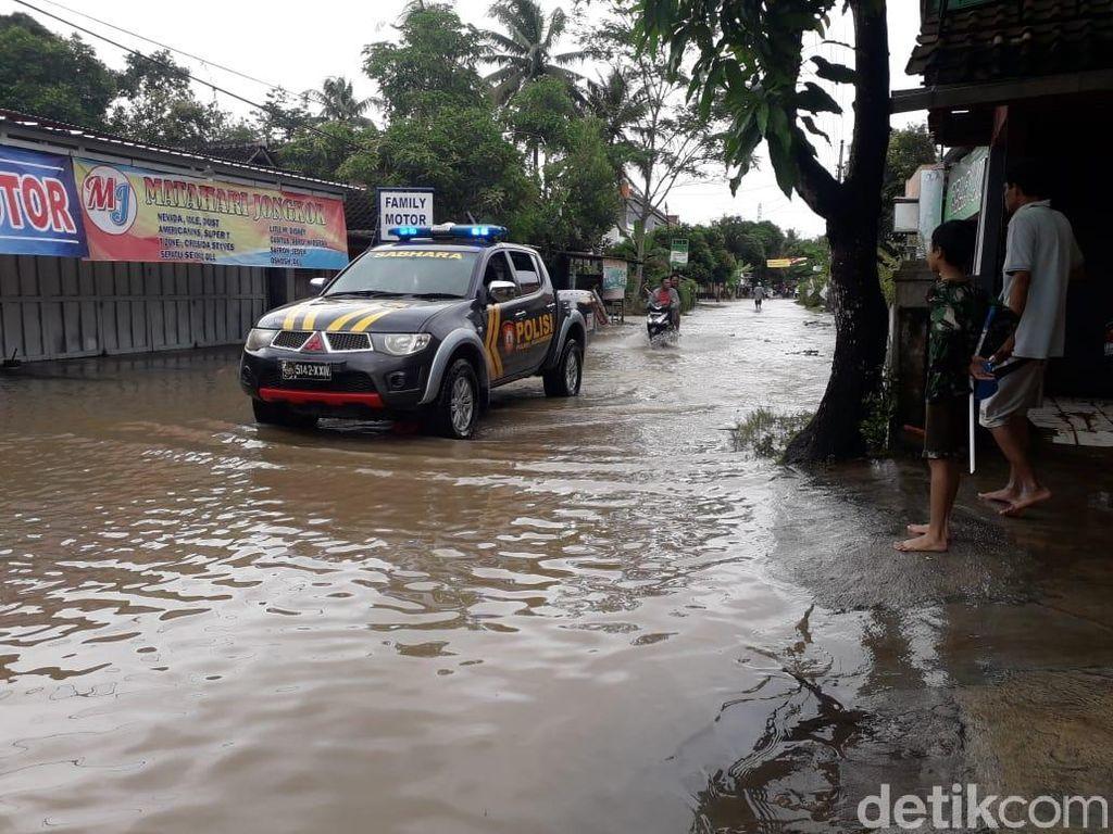 580 Orang Mengungsi Akibat Banjir di Kulon Progo