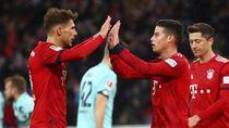 Pesta Setengah Lusin Gol Bayern atas Mainz