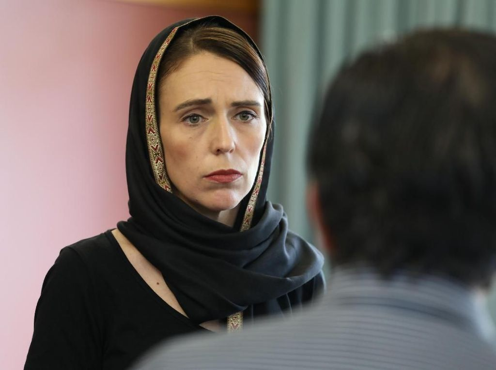 Saat PM New Zealand Sebut-sebut Nabi Muhammad SAW