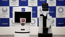 Canggih! Akan Ada Robot Asisten di Olimpiade 2020