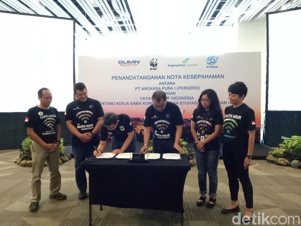 AP I dan WWF Bikin Program Pengembangan Pariwisata Berkelanjutan