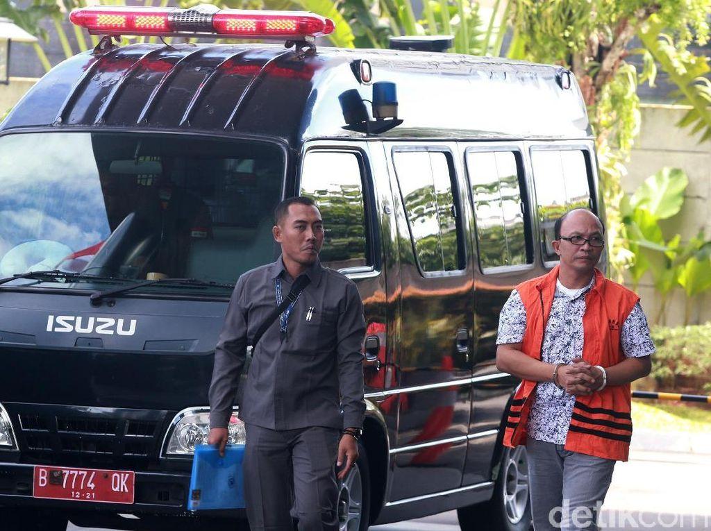 Eks Anggota DPRD Sumut Diperiksa KPK Terkait Korupsi Massal