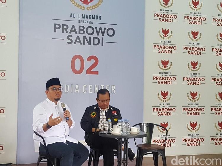 Prabowo-Sandi Wacanakan 10% Dana Pendidikan untuk Kompetisi Sains-Olahraga