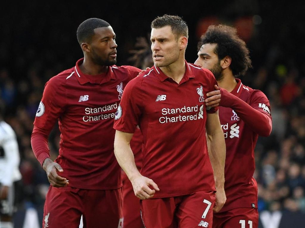 Liverpool Disebut Tim Terbaik Dunia, tapi Masih Harus Beri Bukti