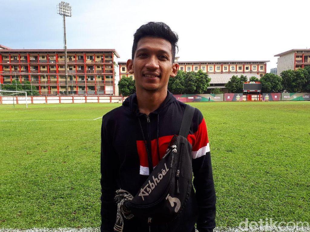 Gelandang Bhayangkara FC Ini Rutin Latihan, Sempat Sparring Juga