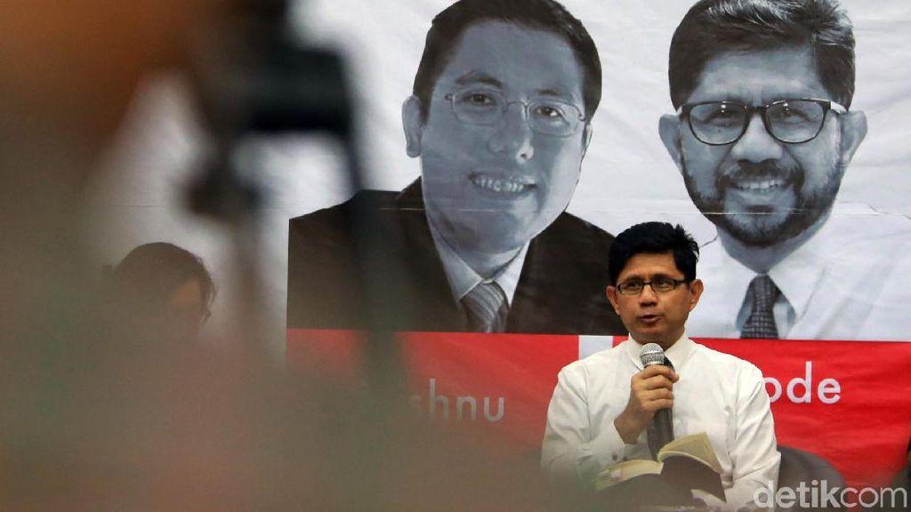 Serunya Diskusi Sejarah Korupsi di Indonesia
