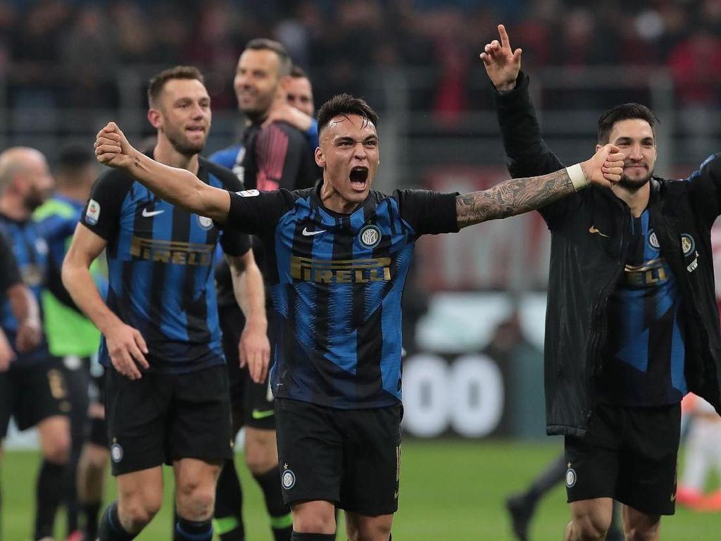 Respons Kilat Inter Milan Usai Gagal di Liga Europa