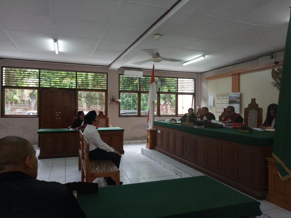 Selundupkan Ribuan Ekstasi ke Bali, WN Malaysia Divonis 7 Tahun Bui