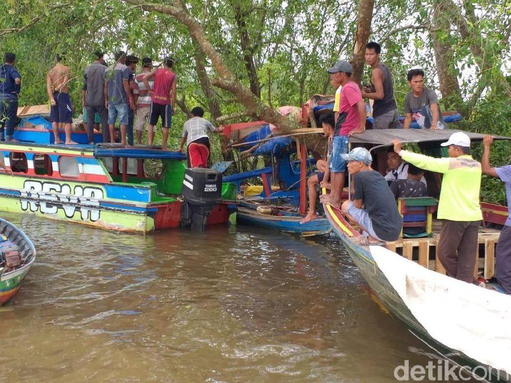 Polisi Beberkan Penyebab Kecelakaan Speed Boat di Sungai Musi