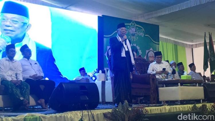 Hadapi 10 Years Challenge, Maruf Amin: Perlu Dana Abadi Kebudayaan