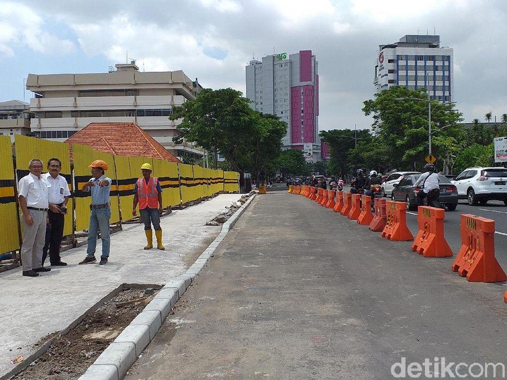 Jalan Gubeng Bakal Dibuka Penuh, Bagaimana Kelanjutan Kasusnya?