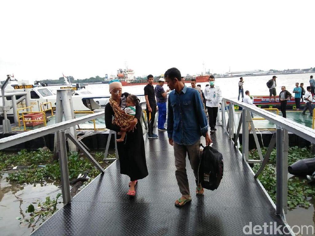 Cerita 1 Keluarga Selamat dari Kecelakaan Speedboat di Sungai Musi