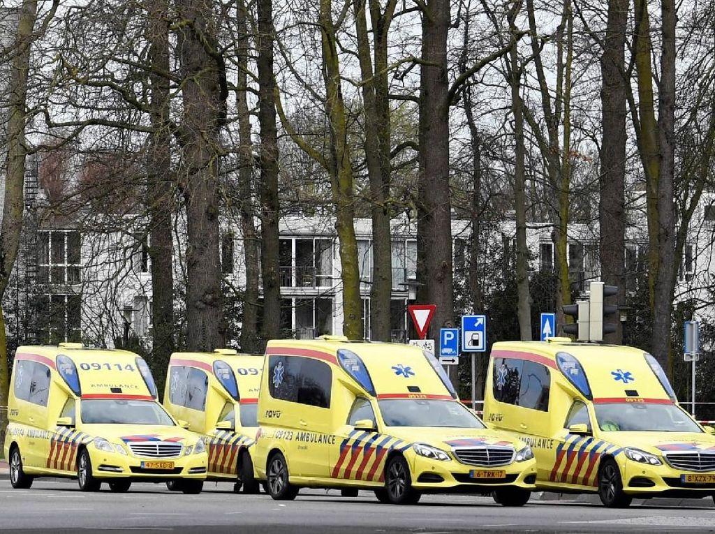 Pria Turki Jadi Tersangka Penembakan di Utrecht, Ini Kata Ayahnya