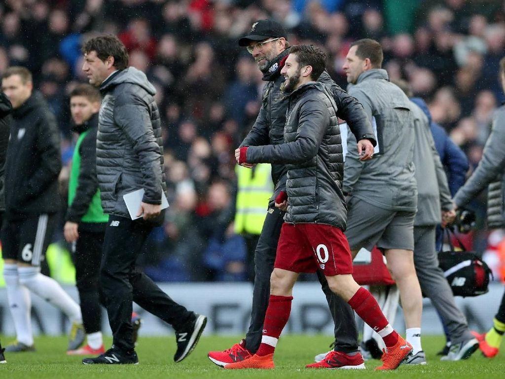 Klopp Akui Liverpool Memang Main Jelek