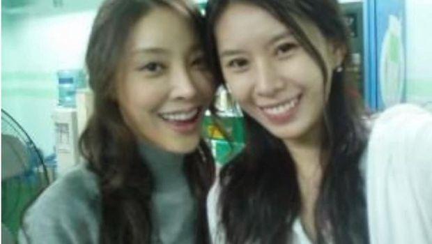 Yoon Ji Oh dan Jang Ja Yeon