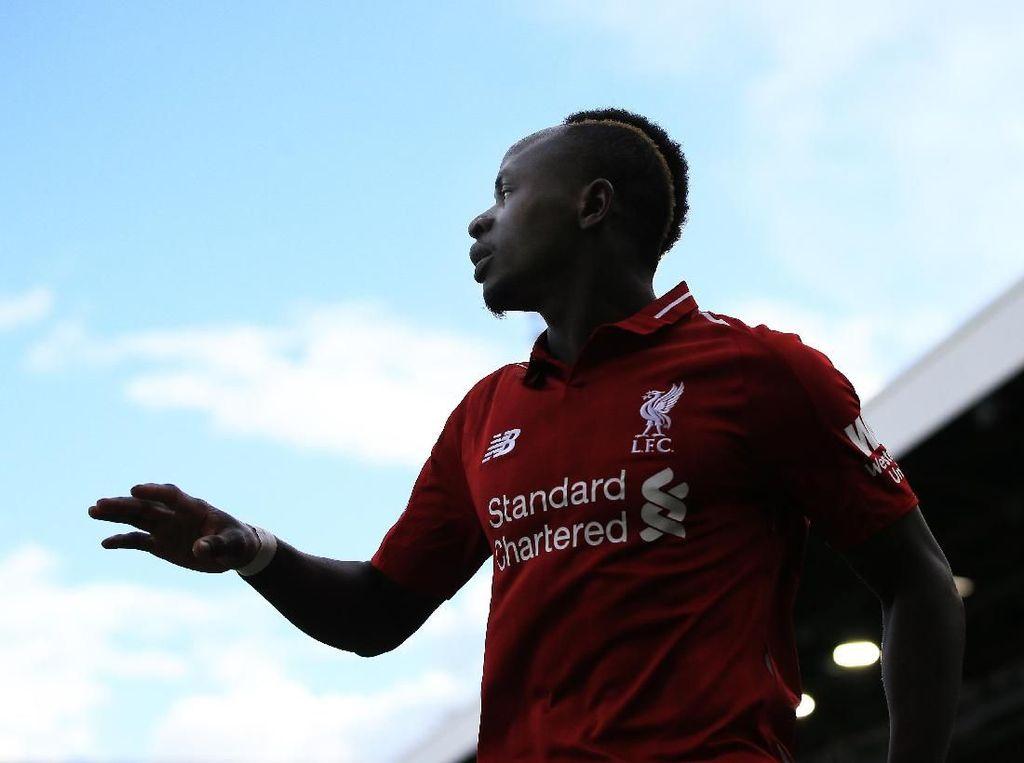 Sadio Mane Disarankan Tinggalkan Liverpool, Gabung Real Madrid