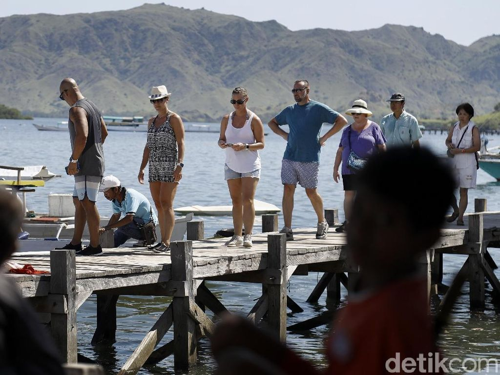Pariwisata RI Masih Melempem, Kunjungan Wisman Anjlok 89%