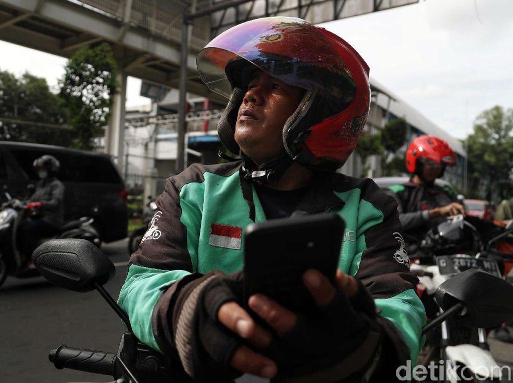 Driver Ojol Curiga Larangan Diskon untuk Pangkas Tarif