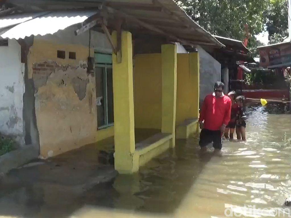 2.022 Rumah Warga di Lamongan Tergenang Banjir