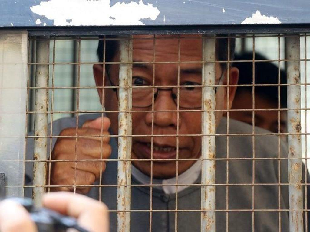 Didakwa Makar, Pemimpin Etnis Rakhine Divonis Penjara 20 Tahun di Myanmar