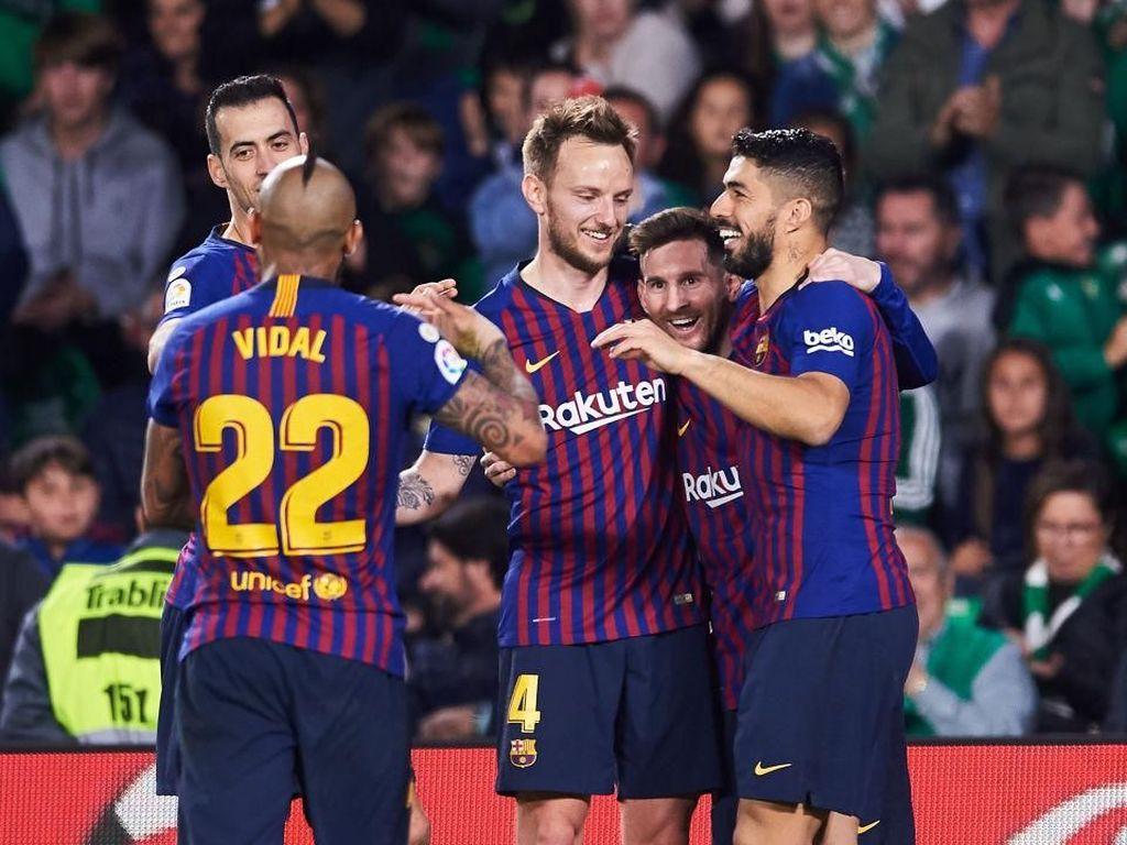 Valverde: 6 Kemenangan Lagi, Barca!
