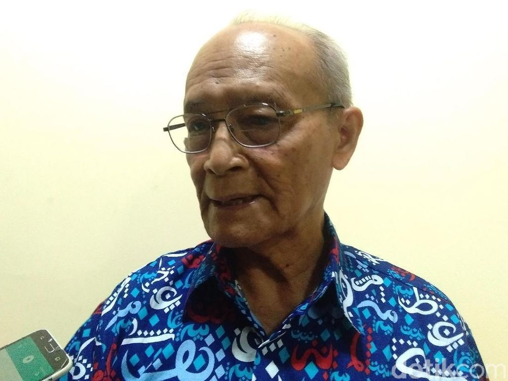Buya Syafii Beri Pesan Khusus untuk Politisi Jelang Pemilu