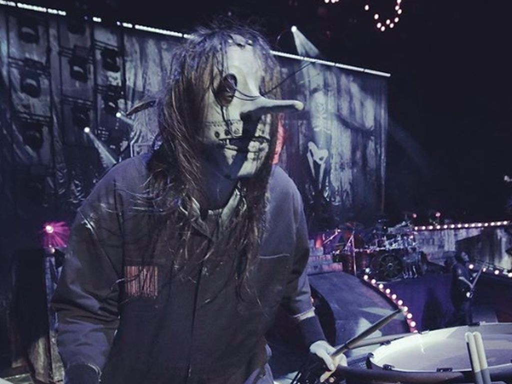 Gugat soal Gaji, Pemain Perkusi Slipknot Cabut