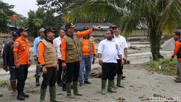 Update Banjir Sentani: 89 Orang Tewas, 159 Luka dan 74 Masih Hilang