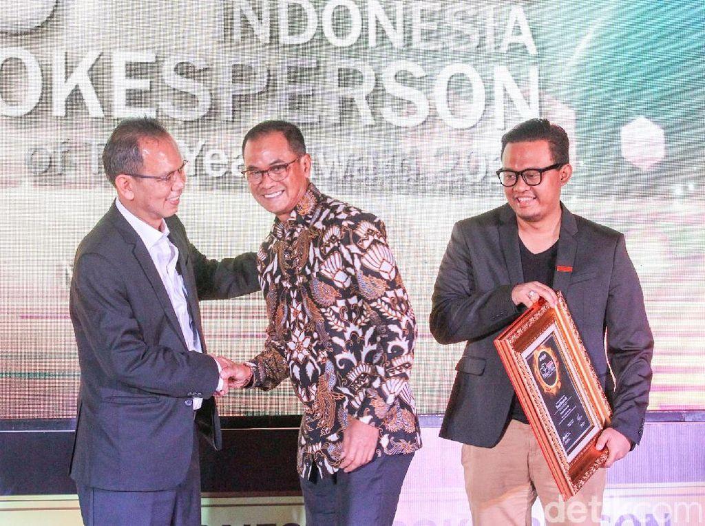 Penghargaan Indonesia Spokesperson of the Year Award 2019