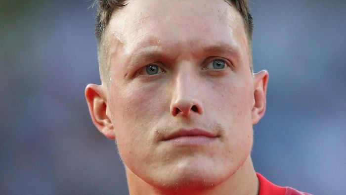 LEEDS, ENGLAND - JUNE 07:  Phil Jones of England lines up prior to the International friendly match between England and Costa Rica at Elland Road on June 7, 2018 in Leeds, England.  (Photo by Alex Livesey/Getty Images)