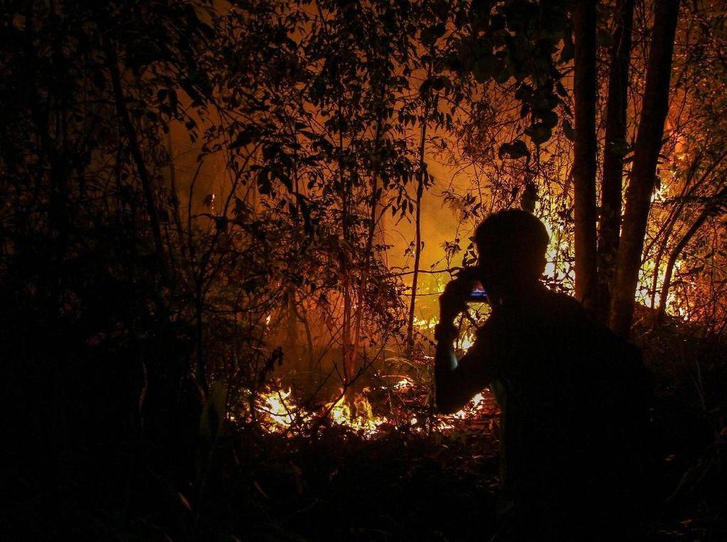 Video: 27 Petugas Damkar China Tewas saat Padamkan Kebakaran Hutan