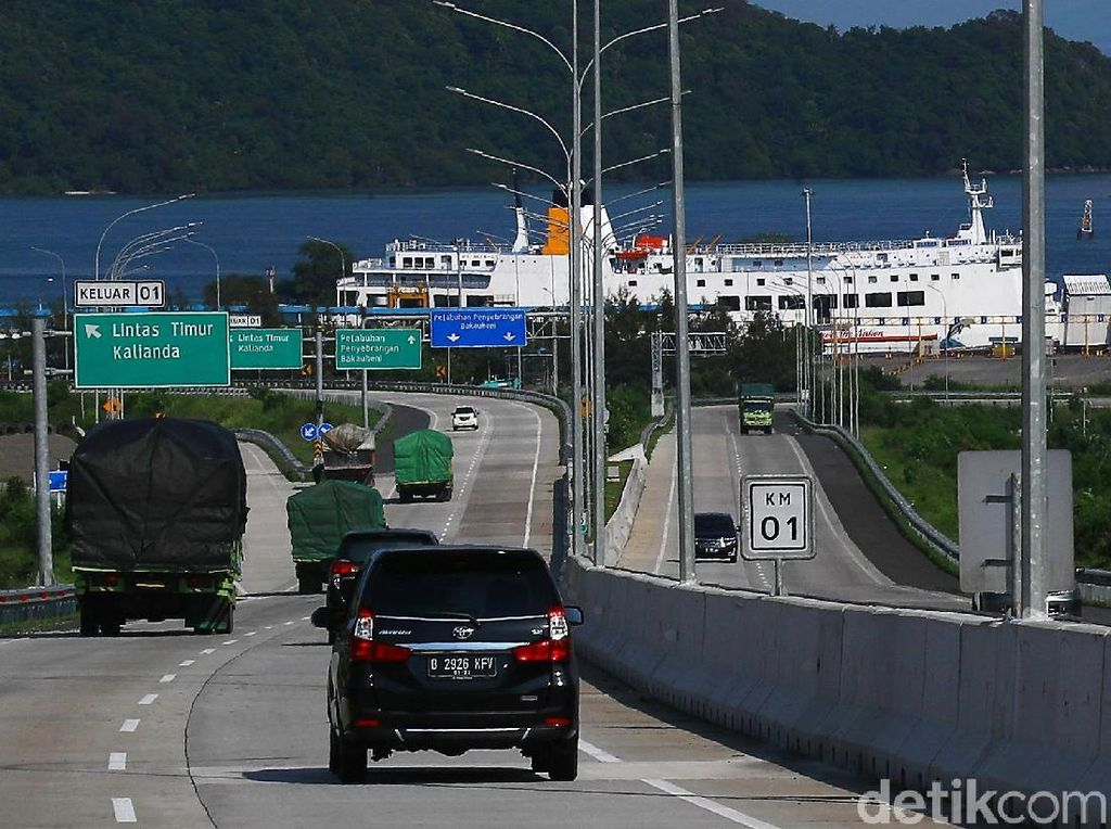 Wuss! Mulusnya Tol Terpanjang Indonesia