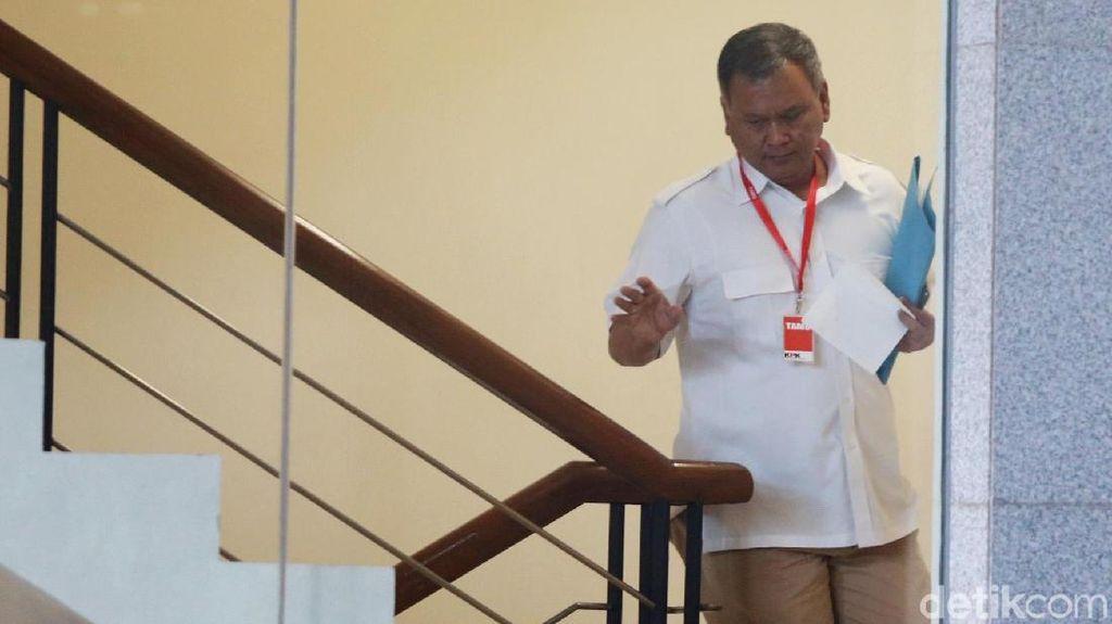 Sekjen Kementerian ESDM Penuhi Panggilan KPK