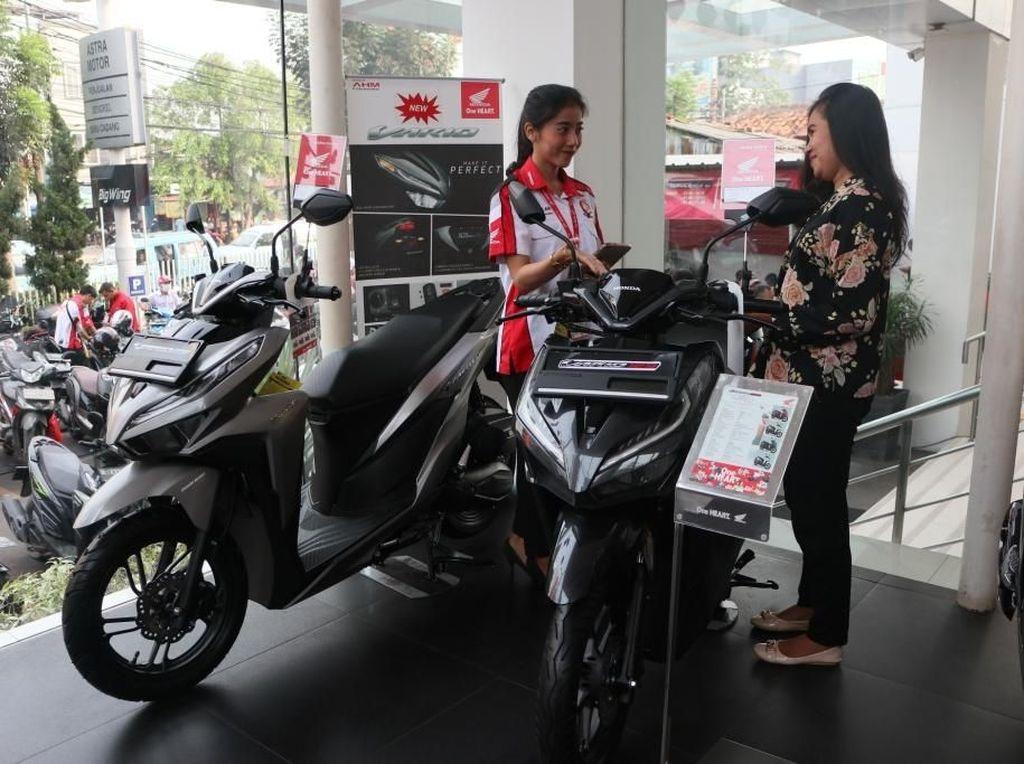Tahun Politik Tak Goyahkan Penjualan Motor