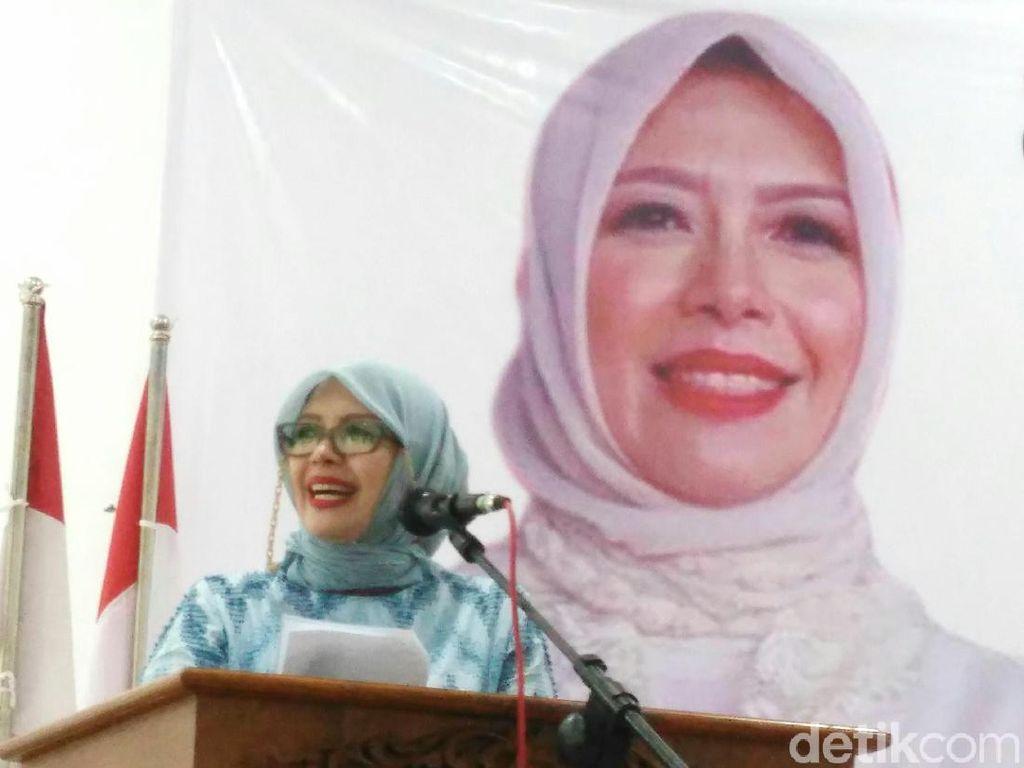 Nur Asia Tak Menduga Namanya Disebut Suaminya di Debat Cawapres