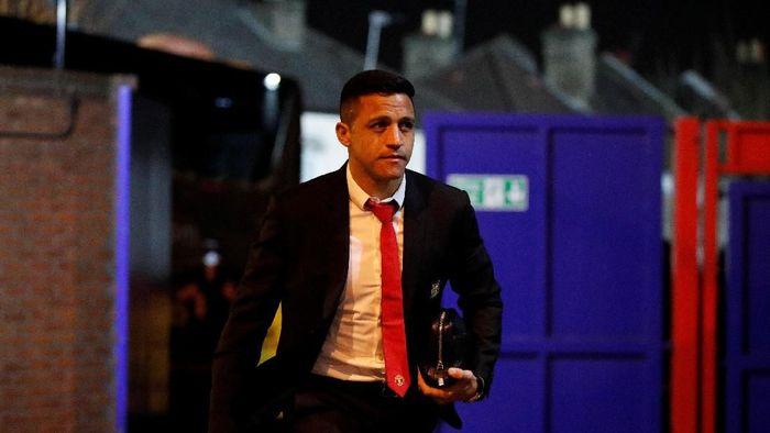 Alexis Sanchez masih ingin membuktikan diri di Manchester United (John Sibley/Reuters)