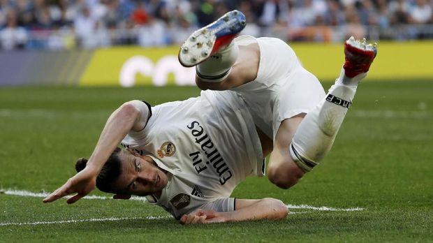 Gareth Bale jadi sasaran cemooh suporter Real Madrid.