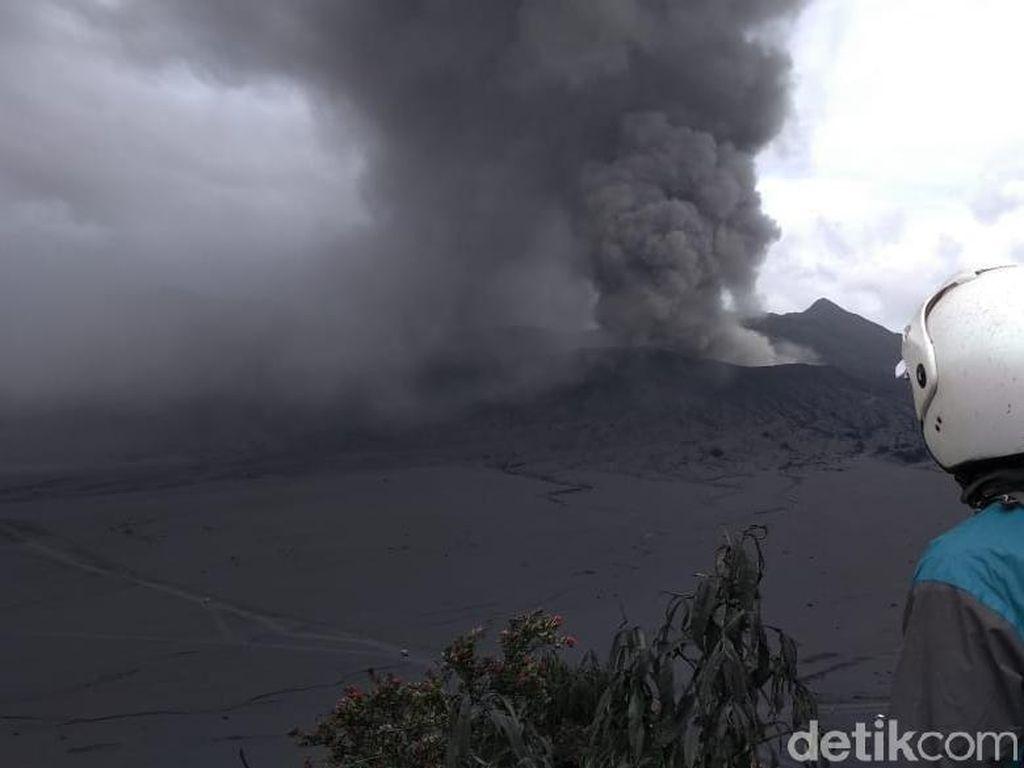 CCTV akan Dipasang untuk Pantau Aktivitas Gunung Bromo