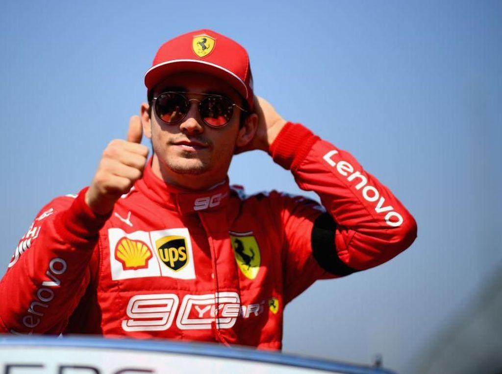 Sengitnya Balapan di Mugello Buat Leclerc Ingin Jajal MotoGP