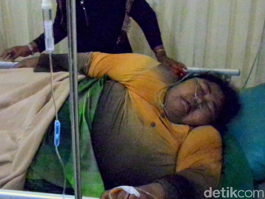 6 Hari Dirawat, Perempuan Berbobot 200 Kg Asal Lamongan Meninggal