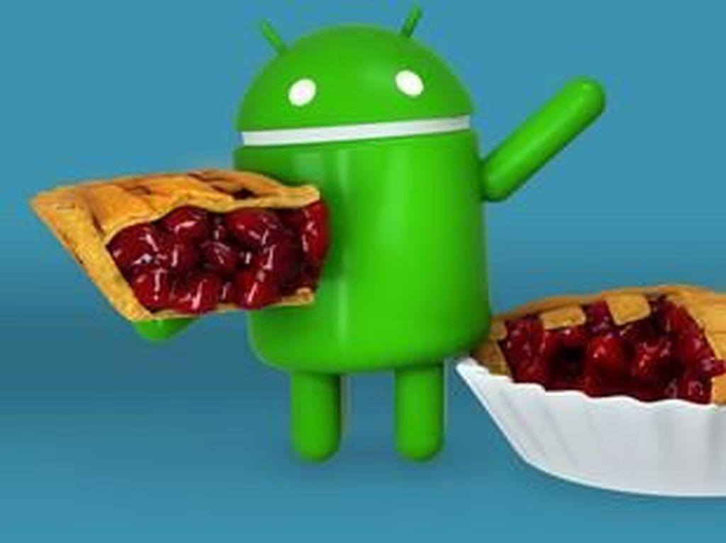 Ponsel Lima Kamera Samsung Segera Cicipi Android 9 Pie