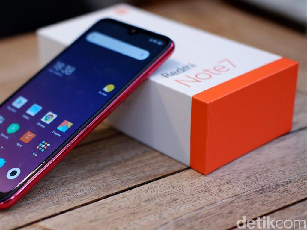 Redmi Note 7 Terjual 20 Juta Unit ke Seluruh Dunia