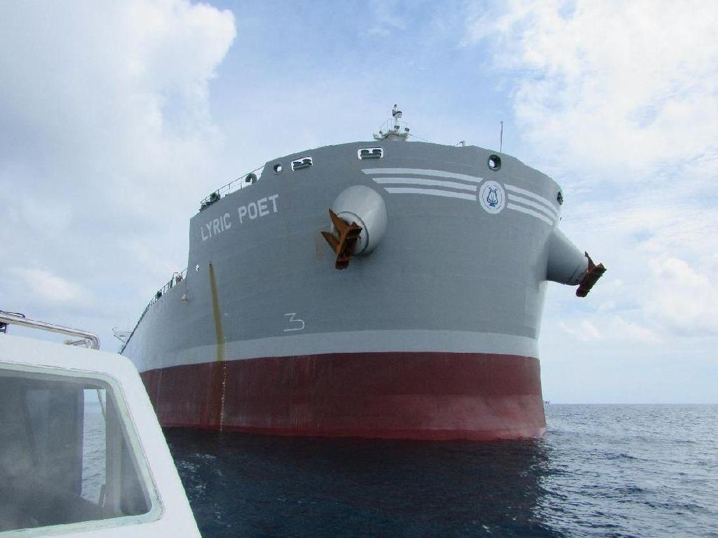 Pengusaha Bayar Rp 35 Miliar, Ini Terumbu Karang yang Ditabrak Kapal