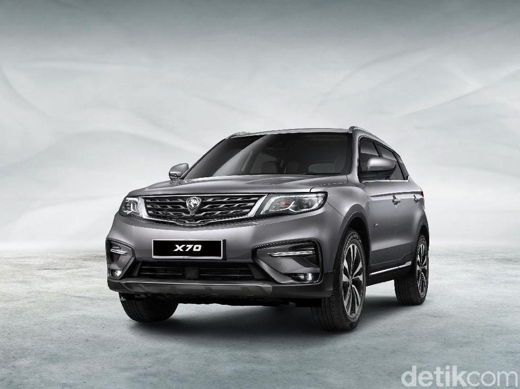 Mau Comeback Boyong SUV, Lawan Proton Bukan Cuma Honda HR-V