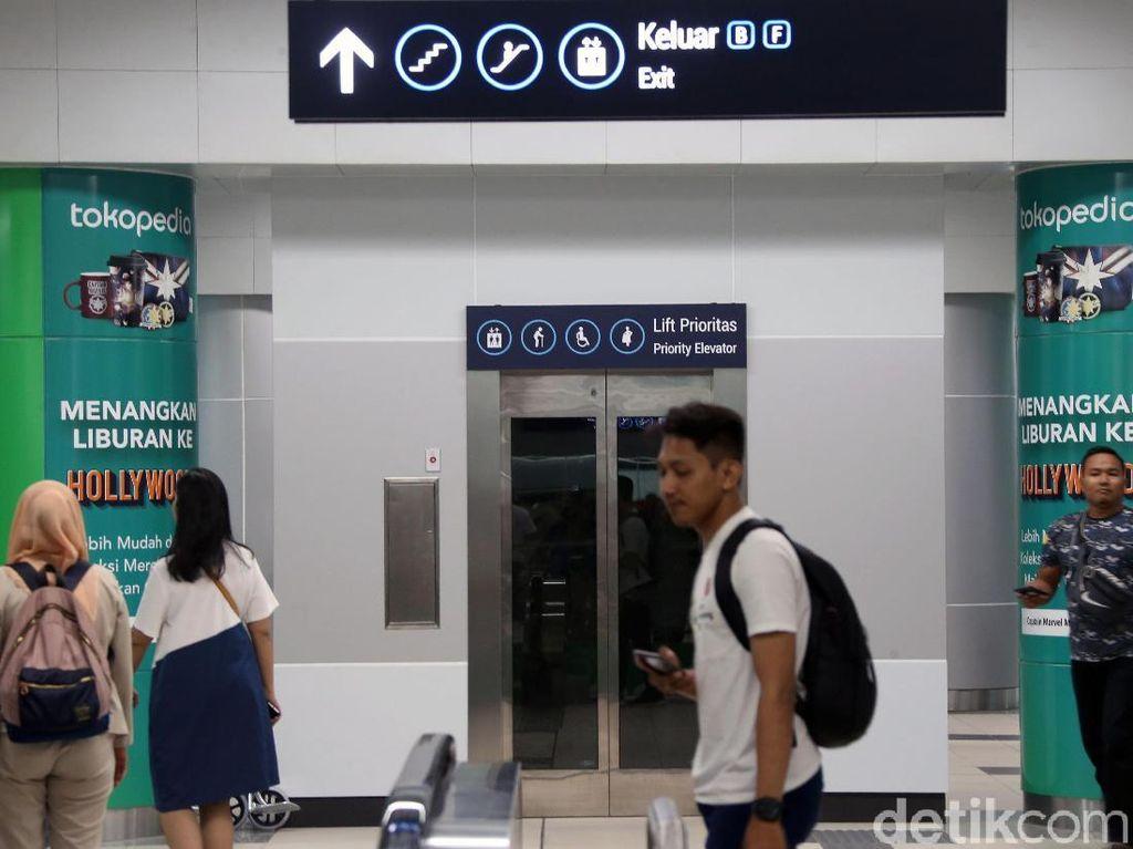 Mau Jajal MRT Gratis? Hari Ini dan Besok Tak Perlu Daftar Online!