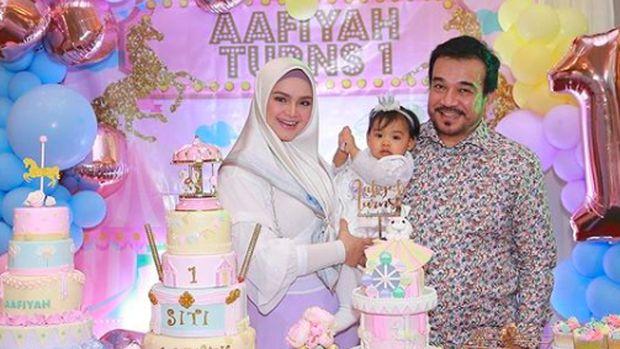 Ultah anak Siti Nurhaliza